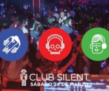 club silent en Rio Cuarto